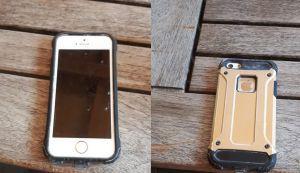 iPhone gevonden aan Stationsweg Delden
