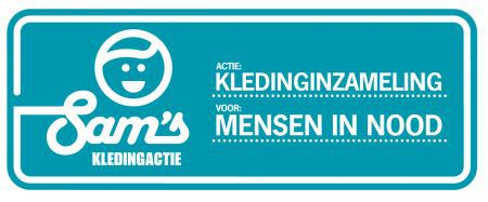 Sam's Kledingactie in Delden op 7 april