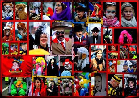 Kindercarnaval Delden kiest thema 'Safari' voor 2017