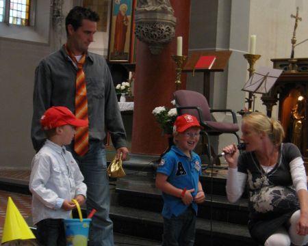 Kleuterkerk Heilige Blasius zondag 17 maart