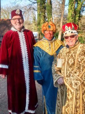Video: Drie Koningen Winterwandeling Delden breekt alle records