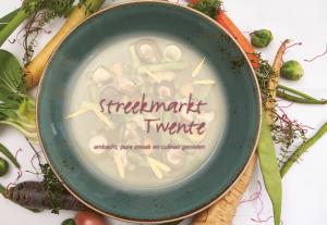 Streekmarkt Delden presenteert kookboek over ambacht, pure smaak en culinair genieten