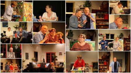 Streep door nieuwe voorstelling toneelvereniging Kwekweschudders