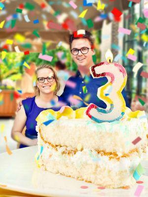 Alco en Evelyn alweer 3 jaar op hun plek bij Carelshaven
