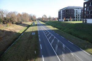 N346 tussen Delden en Hengelo weer in top drukste provinciale wegen