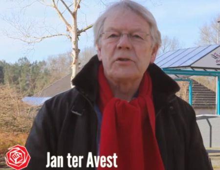 Jan ter Avest bezig aan laatste jaar als raadslid