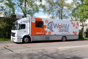 Be events en Salut halen WoWi! bus naar Delden
