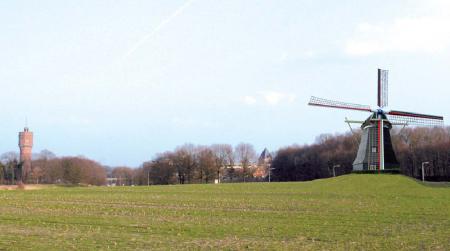 Uitvoering nieuwe Eschmolen Delden versoberd om kansen op herbouw te vergroten