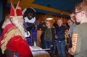 ALV, bezoekje Sint en uitje businessclub en sponsoren SV Delden