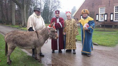 Traditionele Drie Koningen winterwandeling PDK op 6 januari