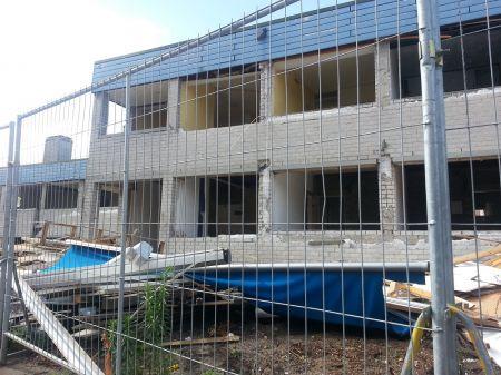 Sloopwerkzaamheden Peperkampweg afgerond – Bouw eind 2014 van start
