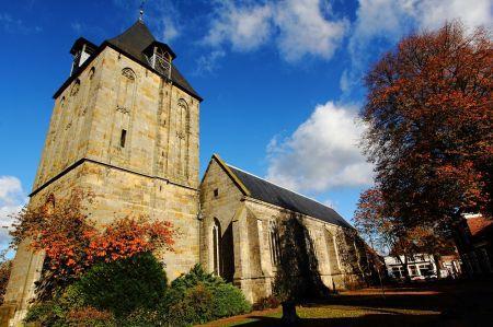 Lezing dominee Arjan Plaisier in Oude Blasiuskerk
