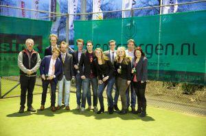 Delden Open tennistoernooi van start met 470 deelnemers