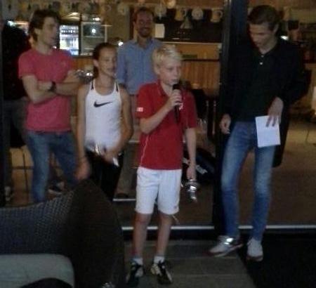 Uitslagen clubkampioenschappen Tennis Club Delden
