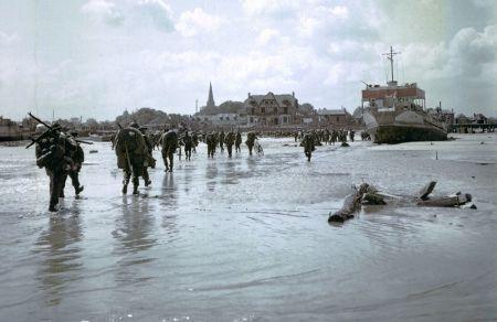 Deel 1: Verhalen op weg naar 'Delden Terug Naar Toen' - Van D-Day naar VE-Day