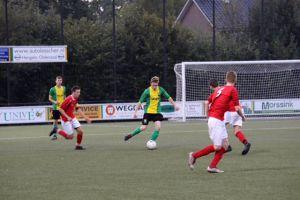Valse start in bekertoernooi voor Rood Zwart en SV Delden