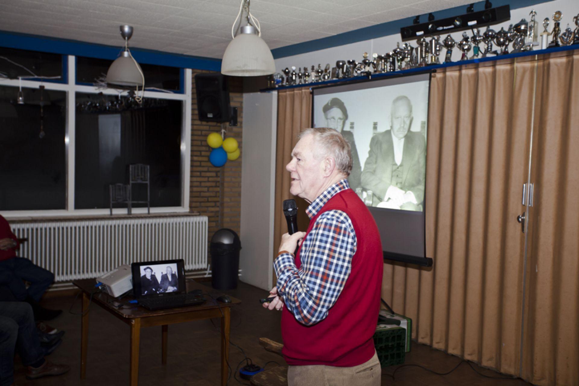 Fotopresentatie 'Vogelbuurt vroeger en nu' in Stadscentrum Parochiehuis